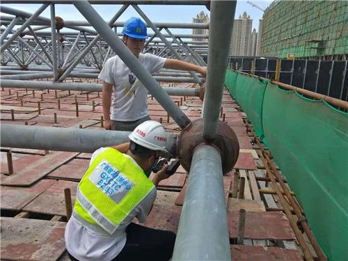 北海市档案馆重钢在建项目