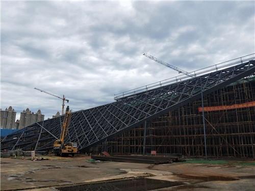 北海市博物馆重钢项目案例
