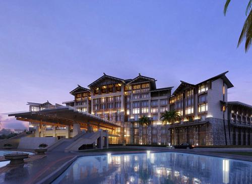 重庆钢结构酒店
