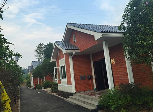 上海钢结构别墅
