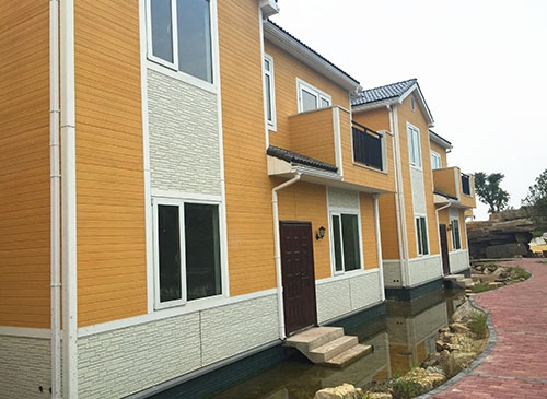 新农村建设钢结构