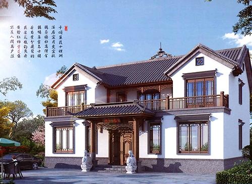 重庆四合院轻钢别墅