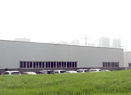 重钢项目案例:重庆世纪精信