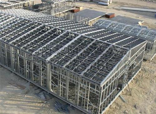 仓库钢结构网架