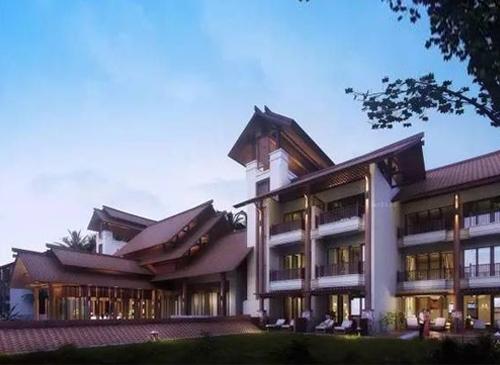 钢结构酒店