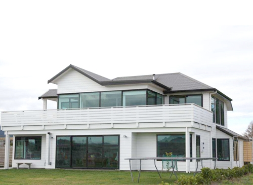 钢结构私人别墅