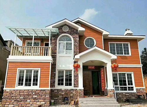重庆钢结构私人别墅