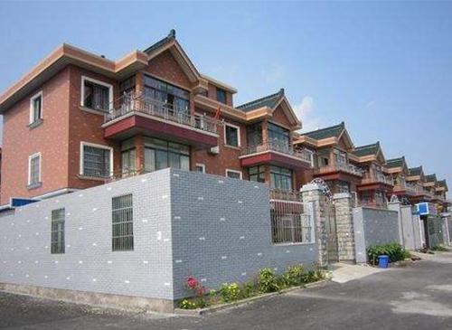 钢结构新农村建设
